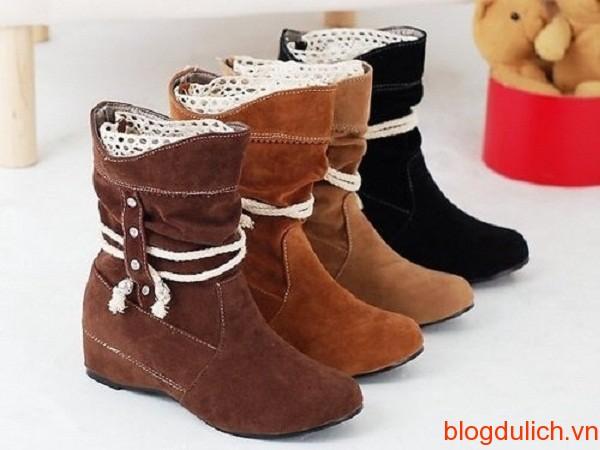 Boot thời trang