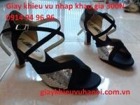 Khieu vu 300k1 Những shop Giầy dép đẹp,giá rẻ ở Hà Nội