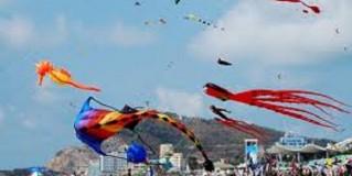 Lễ hội thả diều quốc tế ở Vũng Tàu