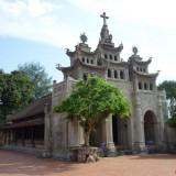 Nhà thờ đá Phát Diệm – Ninh Bình