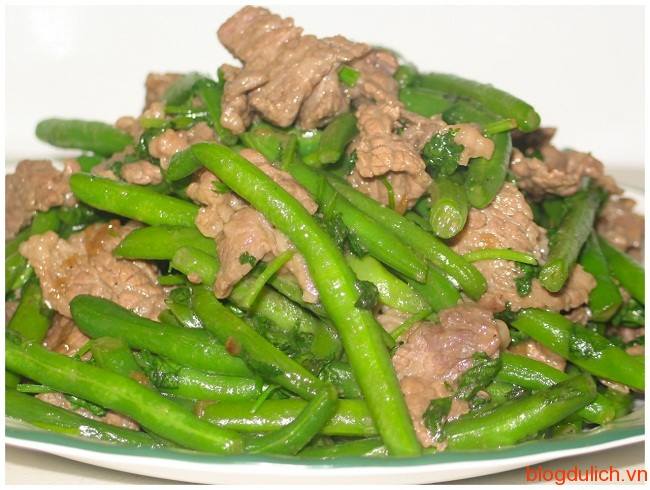 Thit+Bo+Xao+Xa ... thit bo xao dau vietnamese grilled lemongrass pork ...