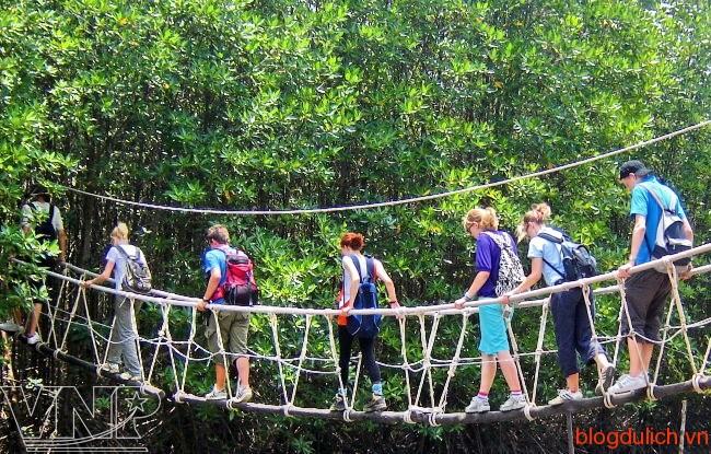 khu du lịch vàm sát Những điểm du lịch ở Sài Gòn