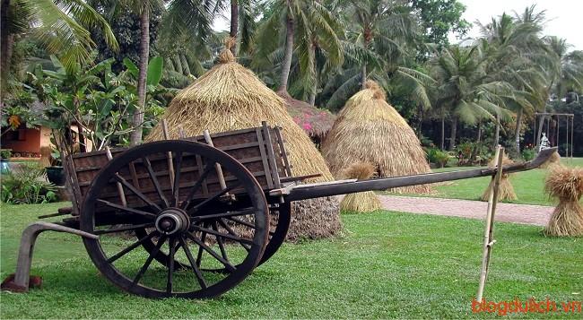 làng du lịch bình quới