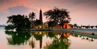 Những điểm du lịch ở Hà Nội