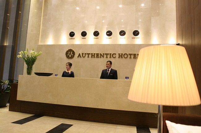 authentic hotel