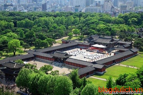 Hậu cung Changgyeonggung