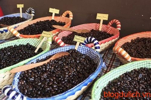 Bazar Coffee ngon