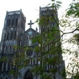 Những nhà thờ nổi tiếng ở Hà Nội và Sài Gòn