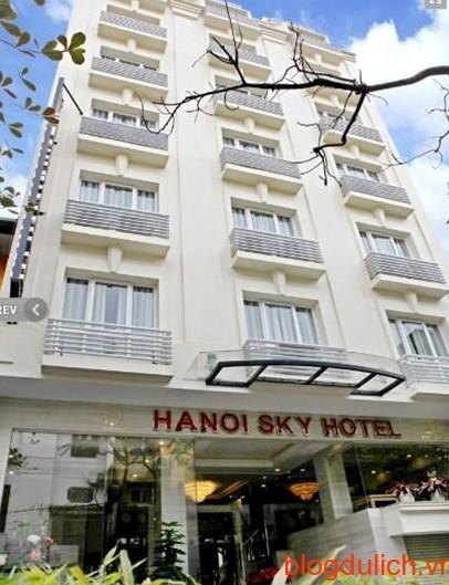 Khách sạn Sky Hà Nội