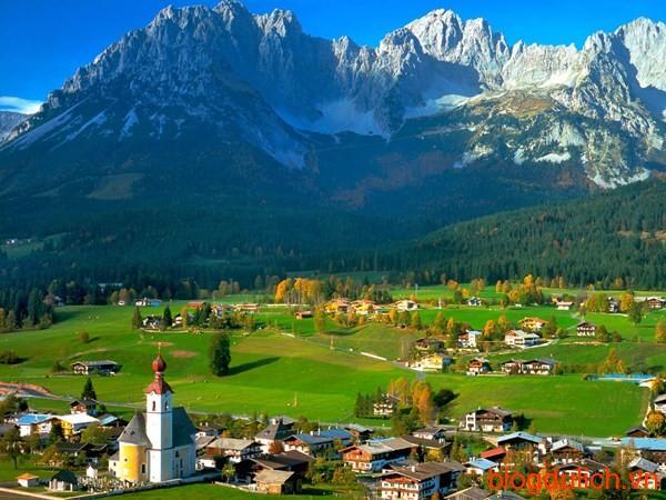 Rặng Alps
