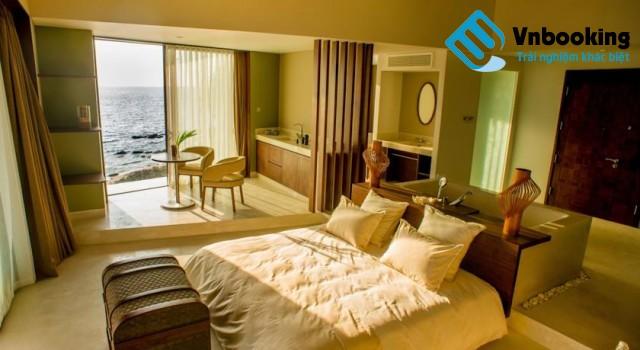 phong ngu The Shell Resort & spa phu quoc