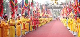 Lễ hội đền Trinh Hưởng