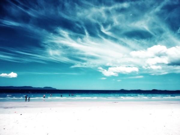 Vẻ đẹp hoang sơ của bãi biển Dốc Lết Nha Trang