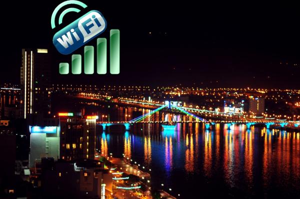 Đà Nẵng phủ sóng wifi toàn thành phố