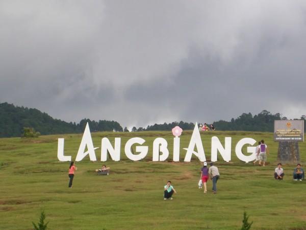 Núi Lang Biang - Nóc nhà Đà LạtNúi Lang Biang - Nóc nhà Đà Lạt
