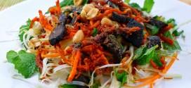 """Tổng hợp các địa điểm ăn gỏi khô bò ngon """"tuyệt cú mèo""""  Sài Gòn"""