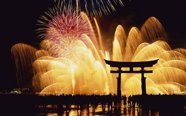 Màn trình diễn pháo hoa quốc tế tại Đà Nẵng