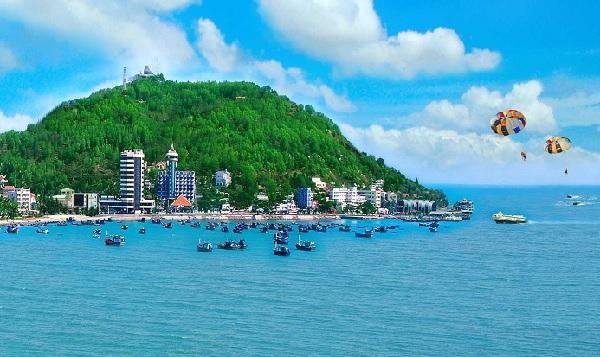 Thành phố Vũng Tàu đang trong quá trình phát triển