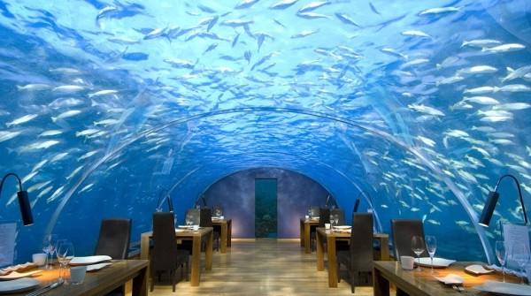 Khách sạn dưới nước Conrad