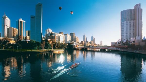 đi du lịch một mình Melbourne Úc