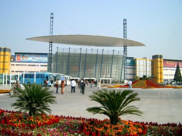 Yiwu Trung Quốc, nơi sản xuất giáng sinh lớn nhất thế giới