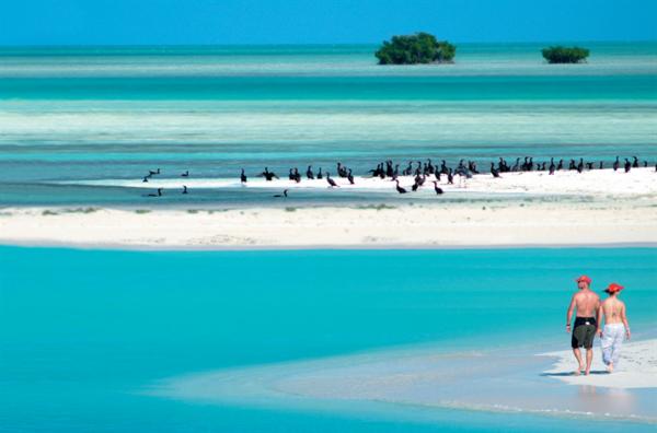 hòn đảo cayo largo cuba