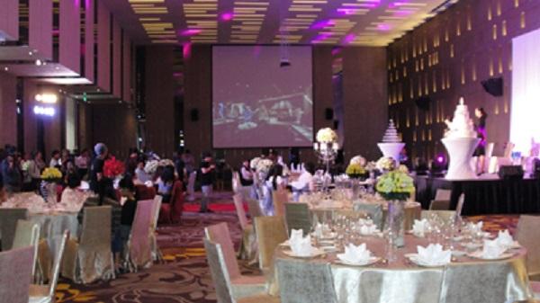 InterContinental Nha Trang – Sảnh tiệc Grand Ballroom sang trọng