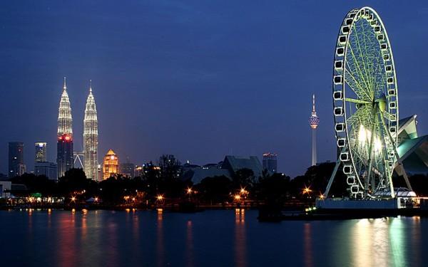 đi du lịch một mình Malaysia
