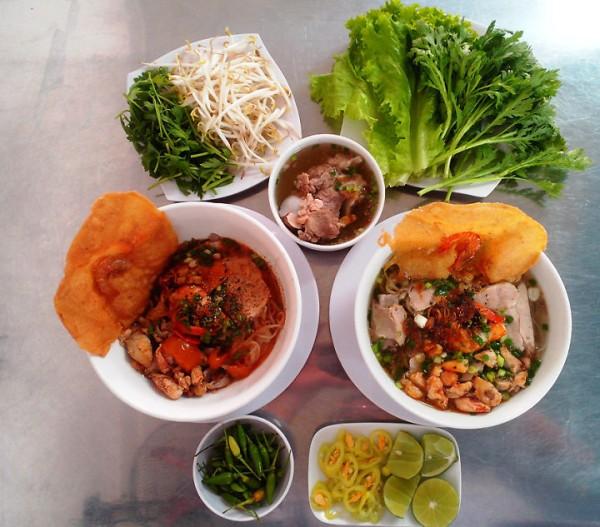 Món ăn ngon Việt Nam hủ tiếu Mỹ Tho