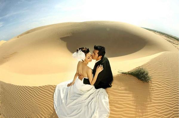 Chiêm ngưỡng ba đồi cát đẹp lung linh ở miền Trung
