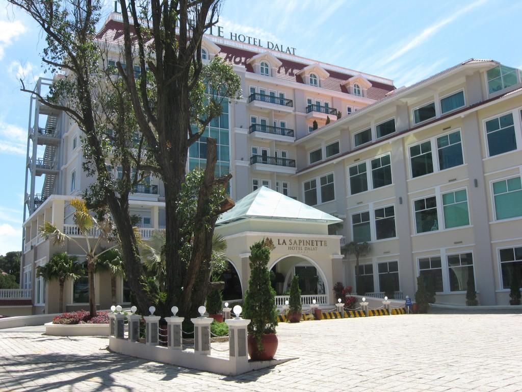 Khách sạn La Sapinette Đà Lạt.