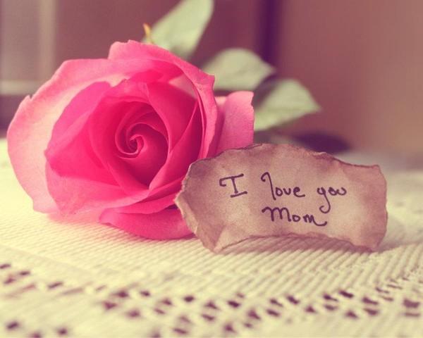 thiệp tặng mẹ