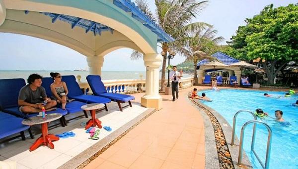 Trăng mật ngọt ngào tại Lan Rừng Resort & Spa Vũng Tàu