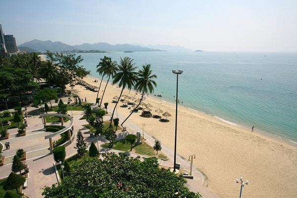Hình ảnh bãi biển Nha Trang