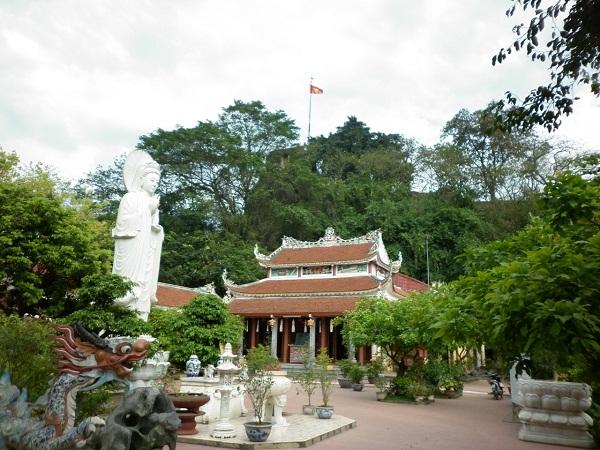 chùa non nước