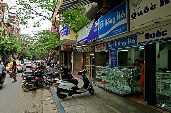 Pho hang bac