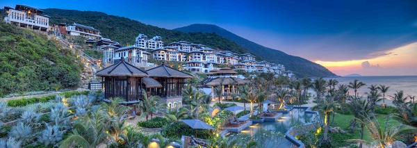 IC Danang Sun Peninsula Resort Panorama