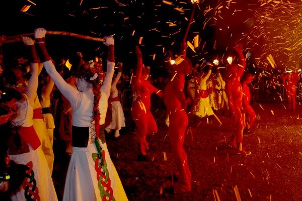Lễ hội phù thủy Walpurgisnacht