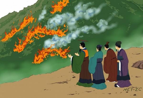 Nguồn gốc tết Hàn thực