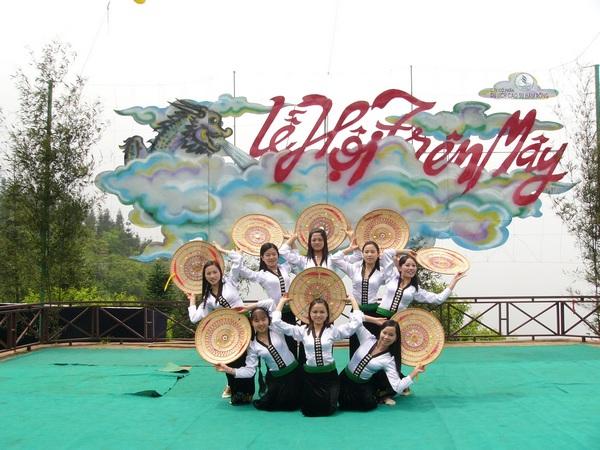 Lễ hội trên mây Đà Lạt