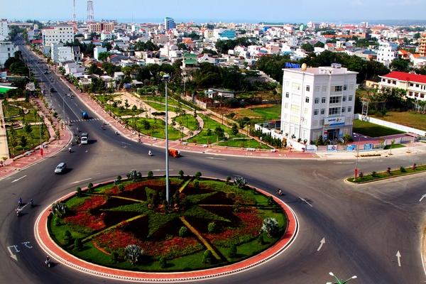 Thành phố trẻ Phan Thiết