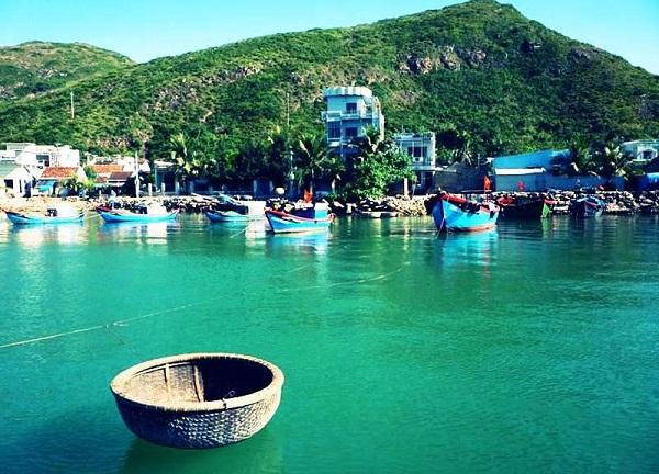 Cù Lao Xanh, Quy Nhơn