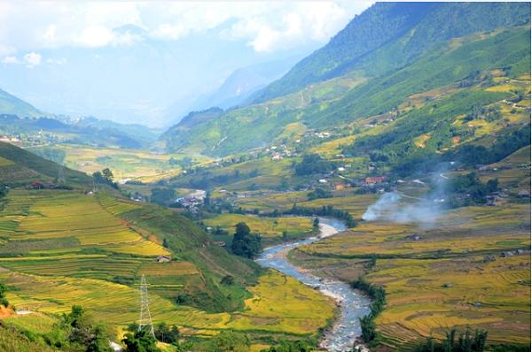thung lung (Du lịch Việt Nam)