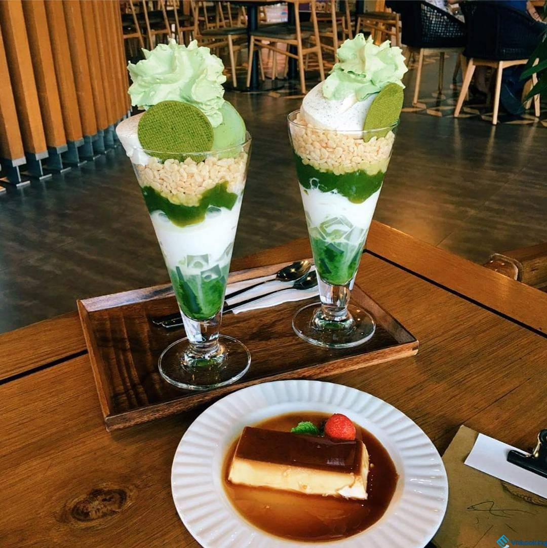 MOF Japanese Sweets and Coffee